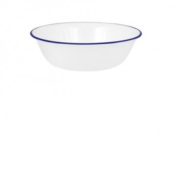 Corelle Breathtaking Blue Beads Cereal Bowl COCOLBlueBeadsCerealBowl-31