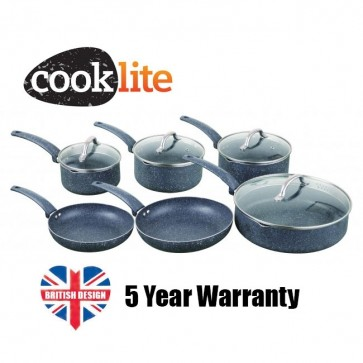 Cooklites Petra Stone 10 piece set RFC010 COOKLITE-10PC-33