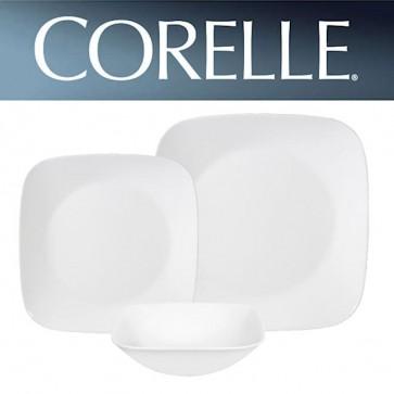 Corelle Pure White Square 18pc Dinner Set COCOSRPureWhite18pcDinnerSet-30