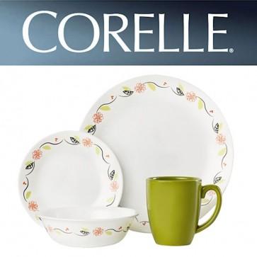 Corelle Tangerine Garden 16 Piece Dinner Set COR-TANGERINE-GARDEN-16PC-31