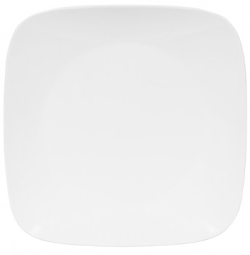Corelle Pure White Square Dinner Plate COCOSRPureWhiteDinnerPlate-31