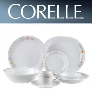 Corelle Apricot Grove 76 piece Floral Design Dinner Set CORELLE-APRICOT-GROVE-76-DINNER-SET-20