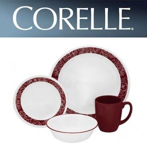 Corelle Bandhani 16pc Break Resistant Dinner Set COR-BANDHANI-16PC-20