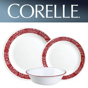 Corelle Bandhani 18pc Dinner Set COR-BANDHANI-18PC-20