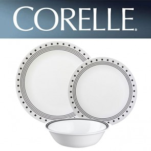 Corelle City Block 12 Piece Dinner Set COCOLWCityBlock12pcDinnerSet-20
