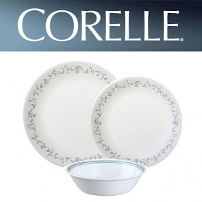 Corelle Country Cottage 12 Piece Dinner Set COCOLWCC12PieceSet-20