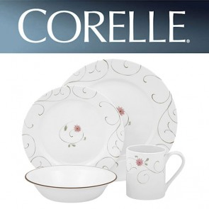 Corelle Enchanted 16 Piece Dinner Set COR-ENCHANTED-16PC-20