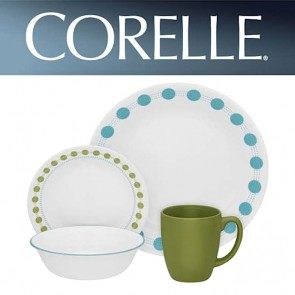 Corelle South Beach 16pc Dinner Set COR-SOUTH-BEACH-16PC-20