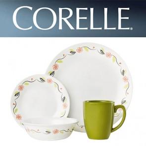 Corelle Tangerine Garden 16 Piece Dinner Set COR-TANGERINE-GARDEN-16PC-20