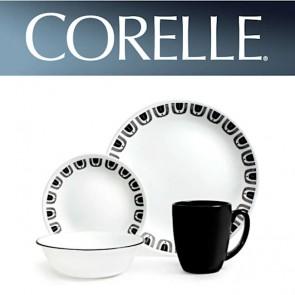 Corelle Black Night 16pc Dinner Set COR-BLACK-NIGHT-16PC-20
