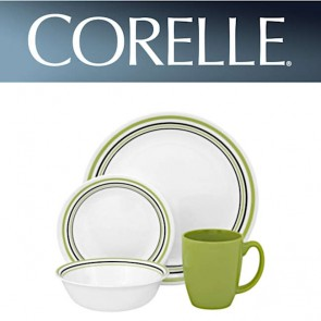 Corelle Garden Sketch Bands 12 piece Dinner Set COCOLWGSB12pcDinnerSet-20