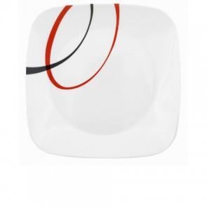 Corelle Fine Lines Square Luncheon Plate COCOSRFLLuncheonPlate-20