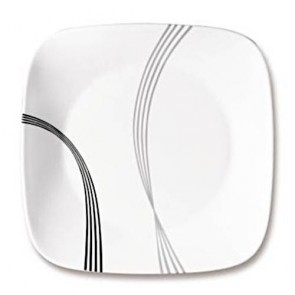 Corelle Urban Arc Square Dinner Plate COCOSRUrbanArcDinnerPlate-20