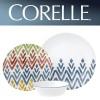Corelle Zamba 12 Piece Dinner Set