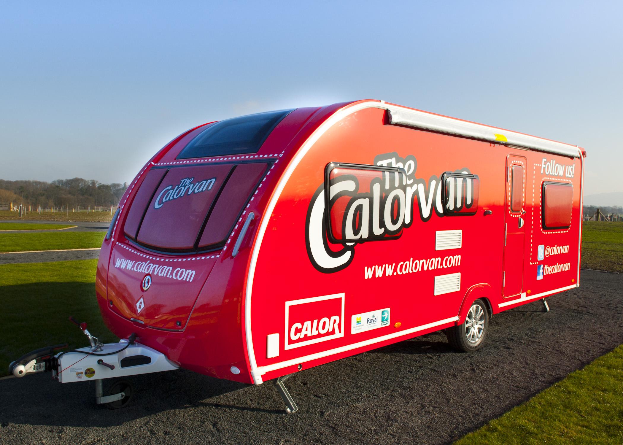 The Calorvan
