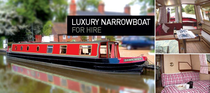 Narrowboat hire